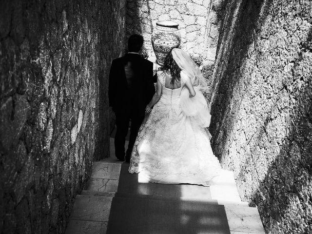 Il matrimonio di Andrea e Francesca a Pedara, Catania 18
