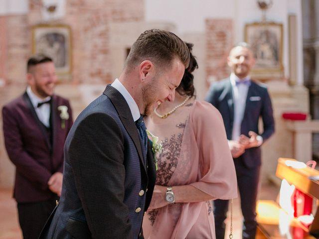 Il matrimonio di Nicola e Michela a Chioggia, Venezia 9