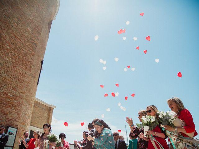 Il matrimonio di Nicola e Michela a Chioggia, Venezia 14