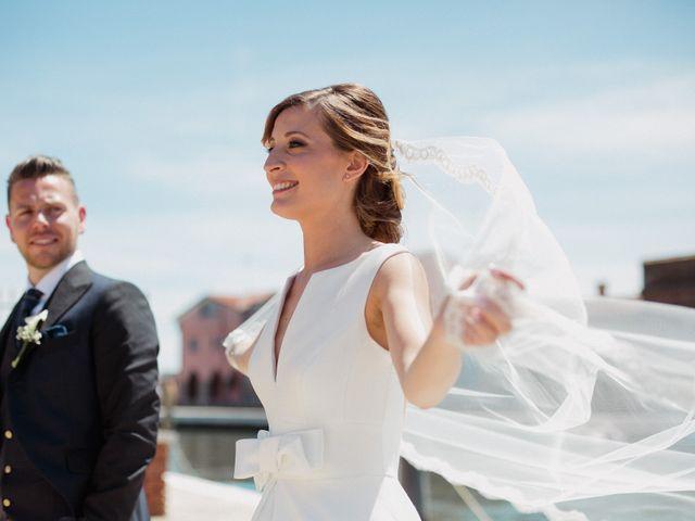 Il matrimonio di Nicola e Michela a Chioggia, Venezia 17