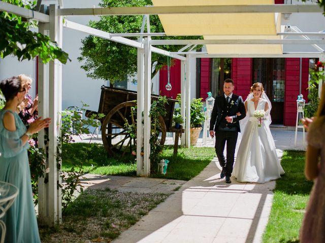 Il matrimonio di Nicola e Michela a Chioggia, Venezia 21