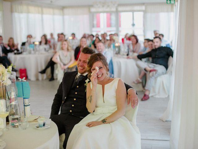 Il matrimonio di Nicola e Michela a Chioggia, Venezia 36
