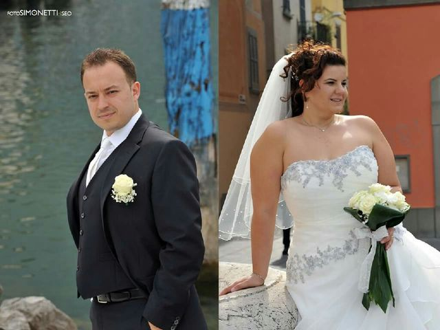 Il matrimonio di Luca e Simona a Pisogne, Brescia 4