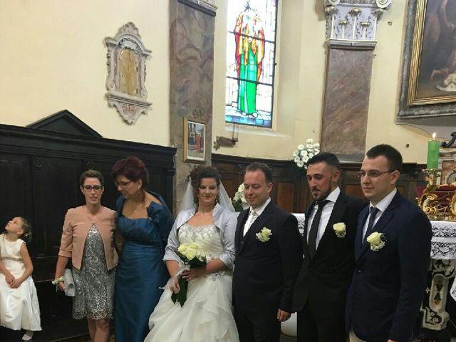 Il matrimonio di Luca e Simona a Pisogne, Brescia 9