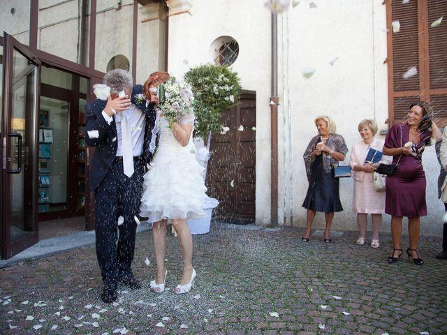 Le nozze di Marco e Annalisa