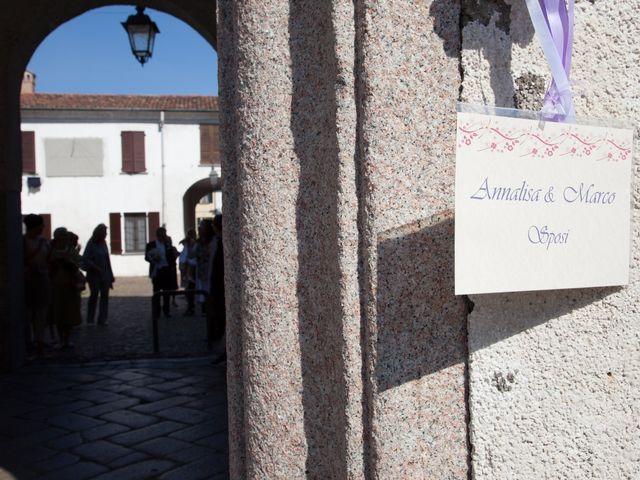 Il matrimonio di Annalisa e Marco a Albairate, Milano 2