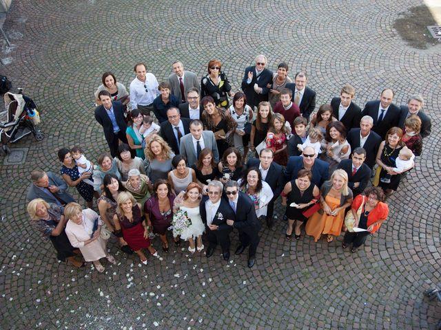 Il matrimonio di Annalisa e Marco a Albairate, Milano 3