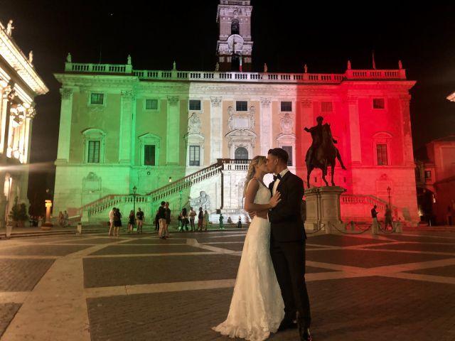 Le nozze di Flavia e Tommaso
