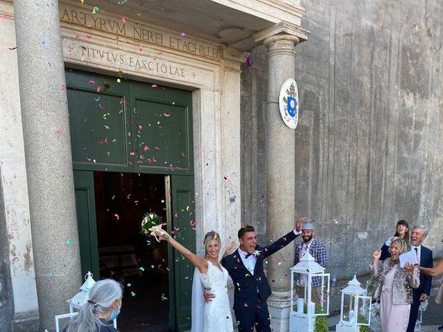 Il matrimonio di Tommaso e Flavia a Roma, Roma 7