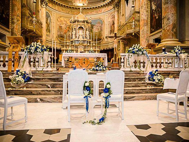 Il matrimonio di Marco e Raffaella a Mapello, Bergamo 24