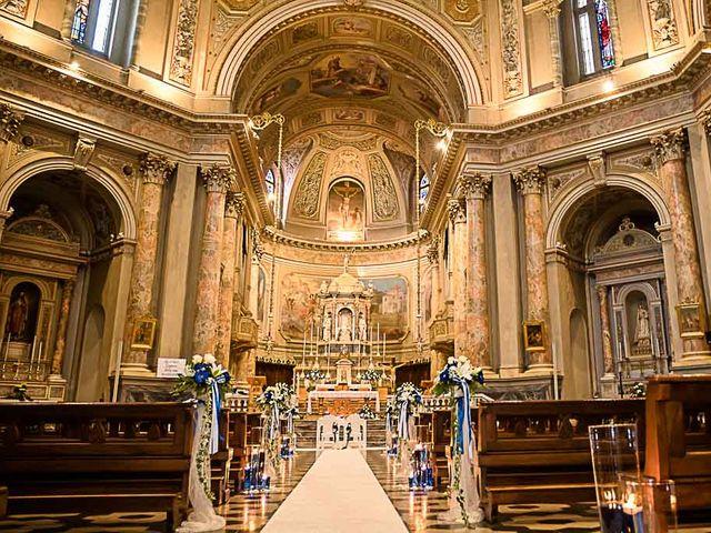 Il matrimonio di Marco e Raffaella a Mapello, Bergamo 26