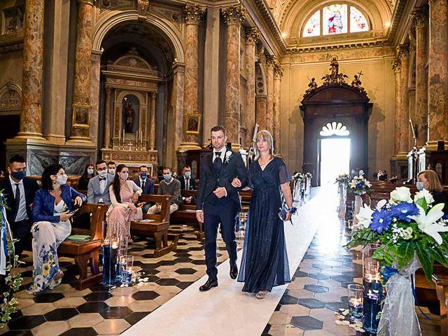 Il matrimonio di Marco e Raffaella a Mapello, Bergamo 28