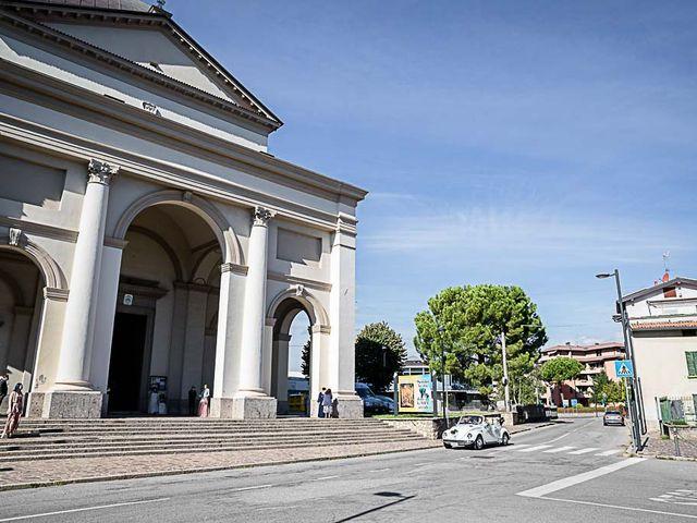 Il matrimonio di Marco e Raffaella a Mapello, Bergamo 30