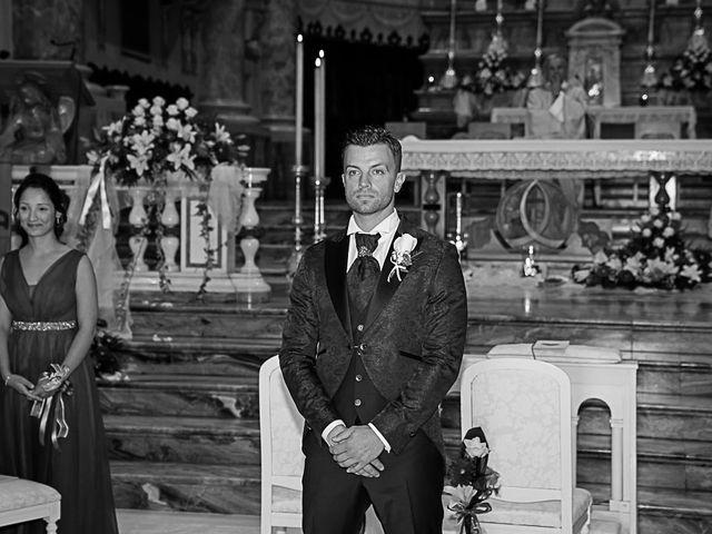 Il matrimonio di Marco e Raffaella a Mapello, Bergamo 33