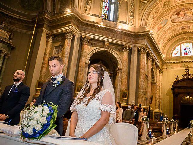 Il matrimonio di Marco e Raffaella a Mapello, Bergamo 37