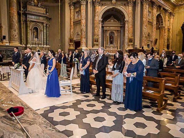 Il matrimonio di Marco e Raffaella a Mapello, Bergamo 42