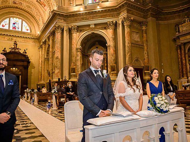 Il matrimonio di Marco e Raffaella a Mapello, Bergamo 43