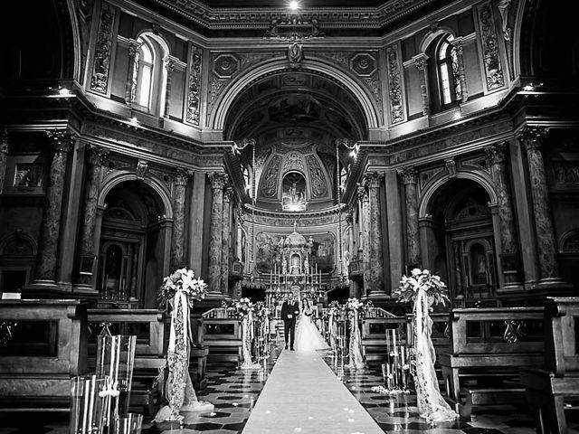 Il matrimonio di Marco e Raffaella a Mapello, Bergamo 46
