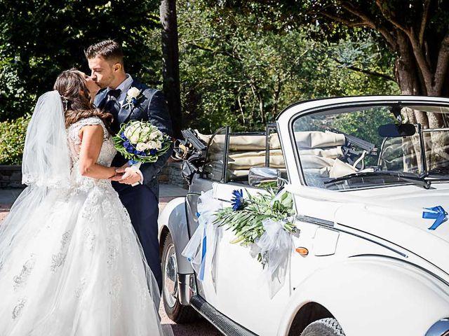 Il matrimonio di Marco e Raffaella a Mapello, Bergamo 50