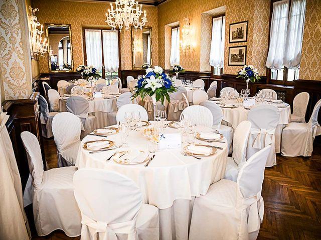 Il matrimonio di Marco e Raffaella a Mapello, Bergamo 52