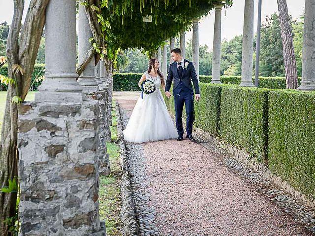 Il matrimonio di Marco e Raffaella a Mapello, Bergamo 55
