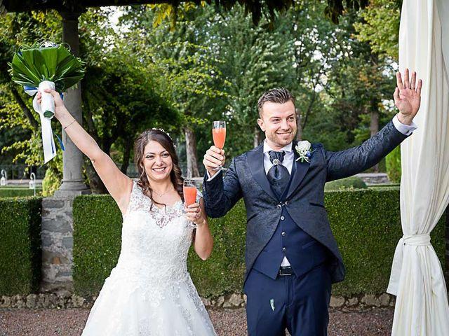 Il matrimonio di Marco e Raffaella a Mapello, Bergamo 56
