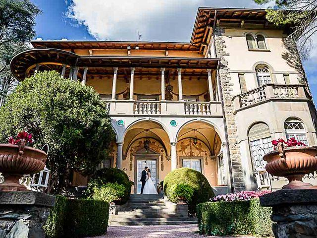 Il matrimonio di Marco e Raffaella a Mapello, Bergamo 1