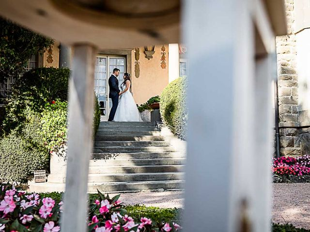 Il matrimonio di Marco e Raffaella a Mapello, Bergamo 61