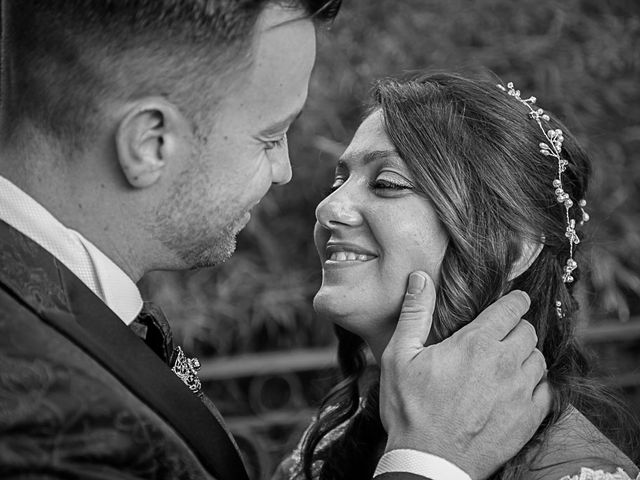 Il matrimonio di Marco e Raffaella a Mapello, Bergamo 63