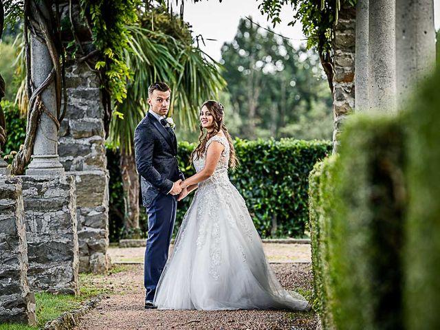 Il matrimonio di Marco e Raffaella a Mapello, Bergamo 66