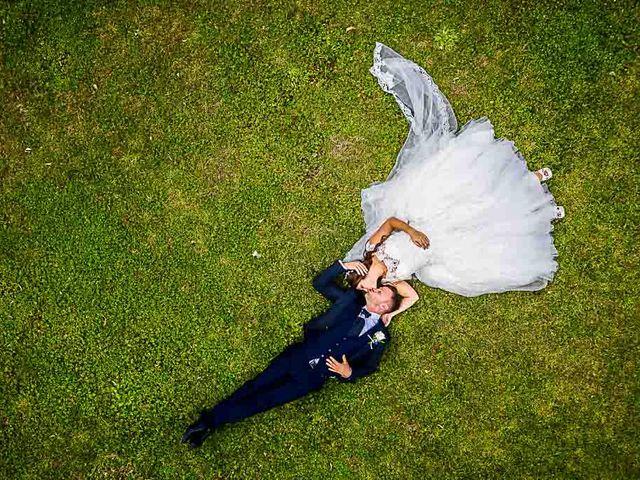 Il matrimonio di Marco e Raffaella a Mapello, Bergamo 72