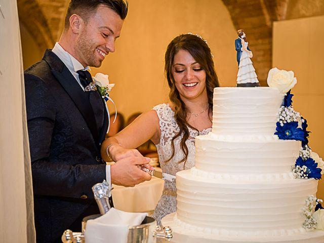 Il matrimonio di Marco e Raffaella a Mapello, Bergamo 75