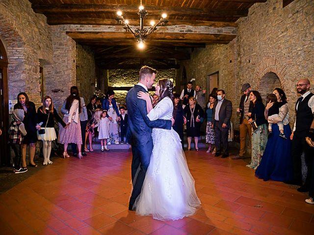 Il matrimonio di Marco e Raffaella a Mapello, Bergamo 77