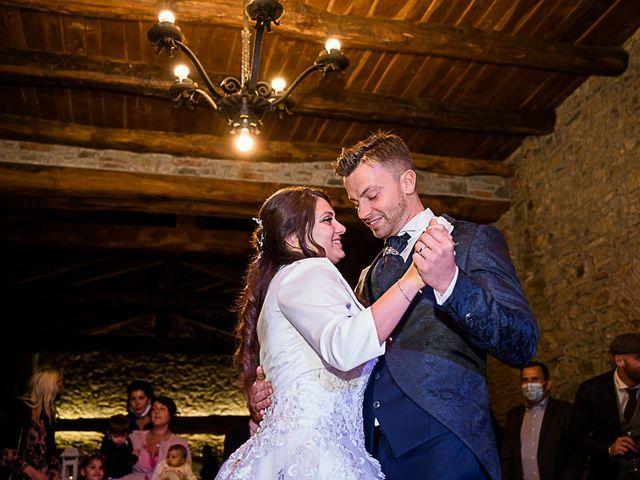 Il matrimonio di Marco e Raffaella a Mapello, Bergamo 78