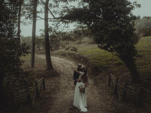 Le nozze di Alexandra e Orlando