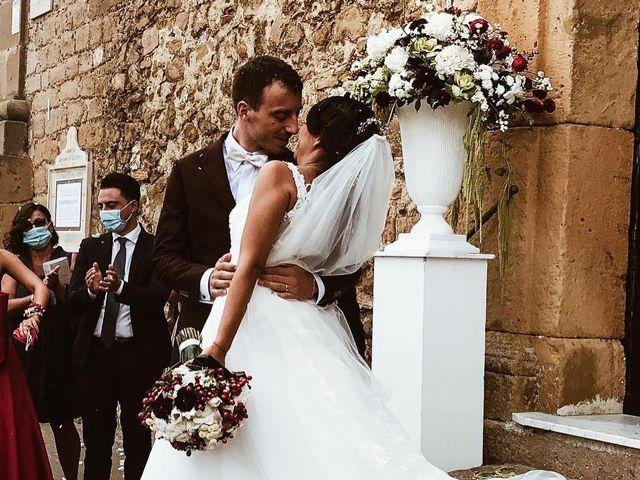Il matrimonio di Andrea e Francesca a Butera, Caltanissetta 2