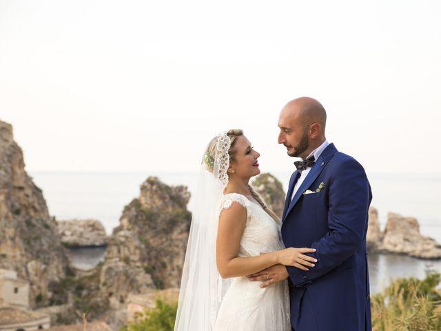Le nozze di Loredana e Federico