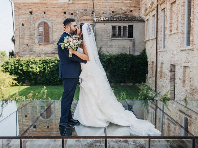 Il matrimonio di Fabio e Annalisa a Ripa Teatina, Chieti 30