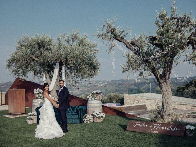 Il matrimonio di Fabio e Annalisa a Ripa Teatina, Chieti 32