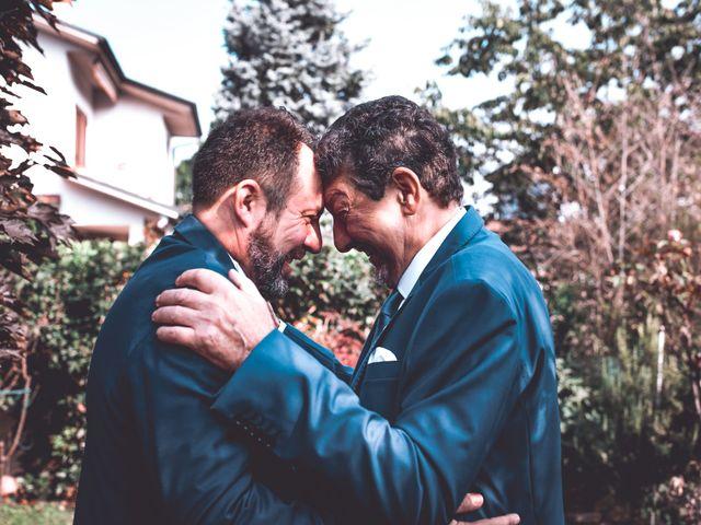 Il matrimonio di Giulia e Marco a Monza, Monza e Brianza 5