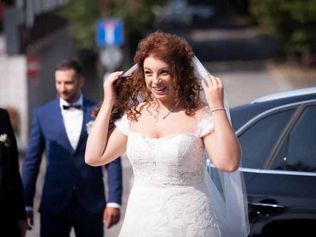 Il matrimonio di Giulia e Marco a Monza, Monza e Brianza 15