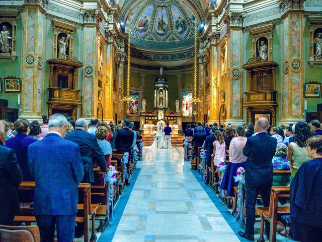 Il matrimonio di Giulia e Marco a Monza, Monza e Brianza 16