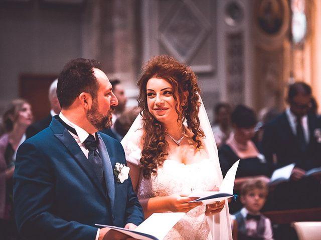 Il matrimonio di Giulia e Marco a Monza, Monza e Brianza 18