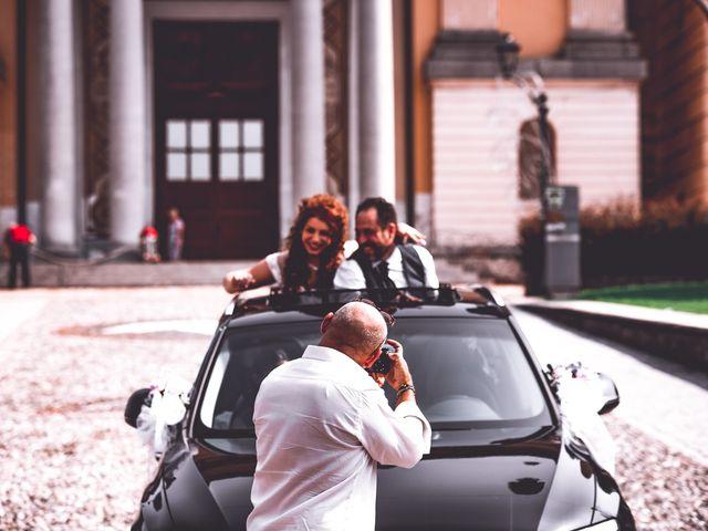 Il matrimonio di Giulia e Marco a Monza, Monza e Brianza 25