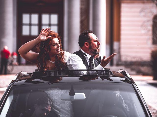 Il matrimonio di Giulia e Marco a Monza, Monza e Brianza 26