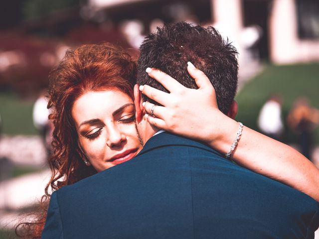 Le nozze di Marco e Giulia