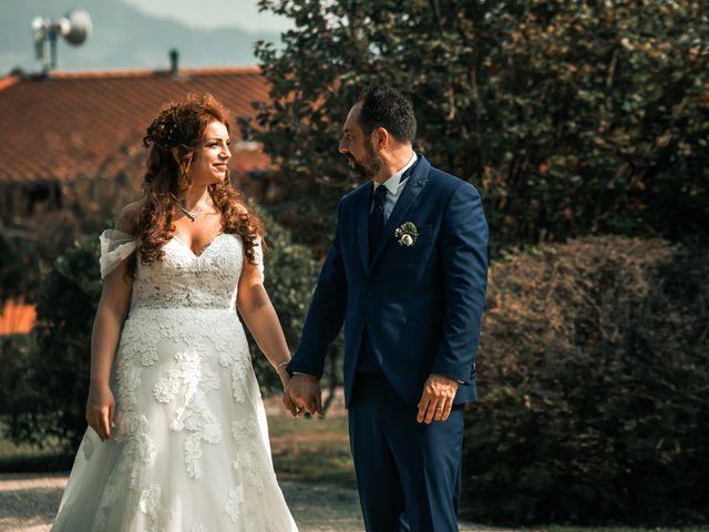 Il matrimonio di Giulia e Marco a Monza, Monza e Brianza 35