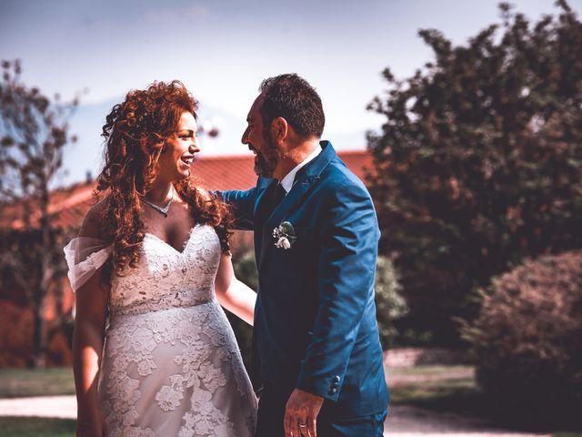 Il matrimonio di Giulia e Marco a Monza, Monza e Brianza 36