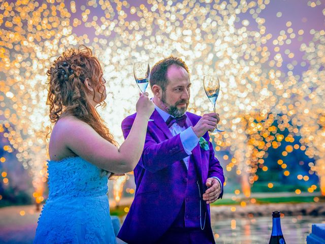 Il matrimonio di Giulia e Marco a Monza, Monza e Brianza 46