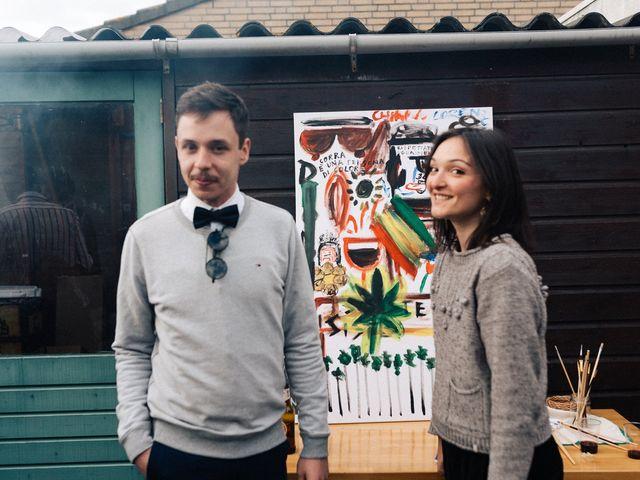 Il matrimonio di Lorernzo e Chiara a Alghero, Sassari 9
